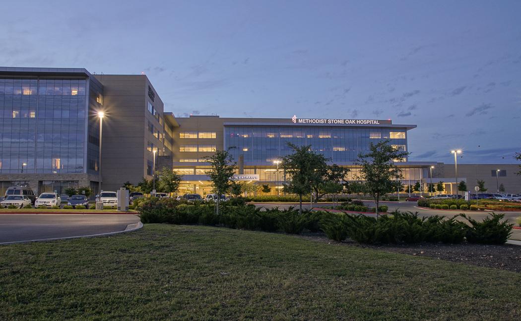 Win-Con Inc    Methodist Stone Oak Hospital